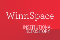 "Graphic Text: ""WinnSpace Institutional Repository"""