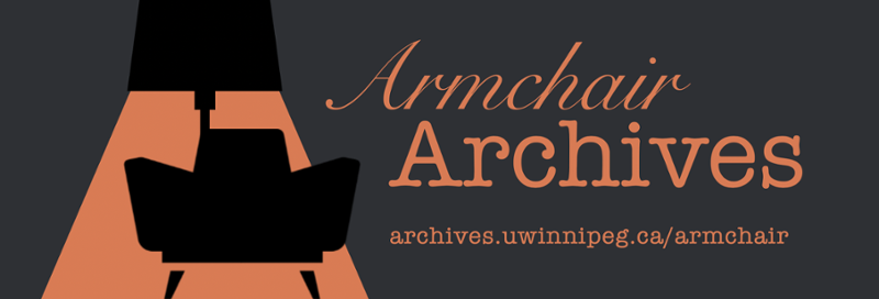 Graphic Text: The Armchair Archives
