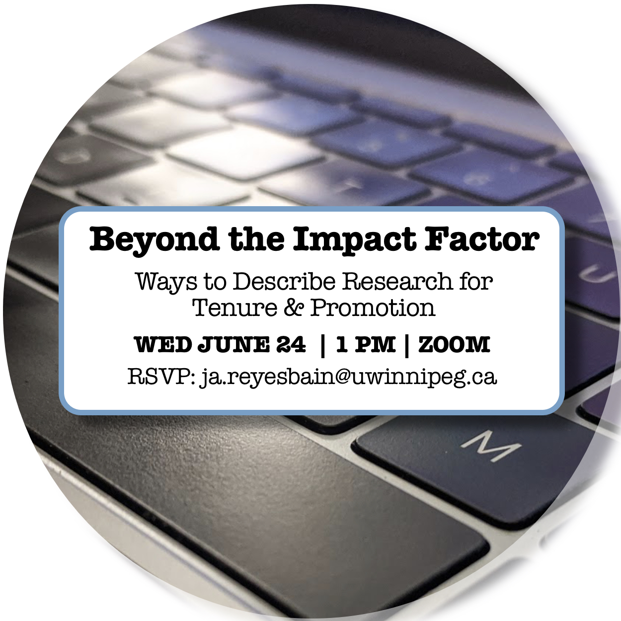 Graphic Text: Beyond the Impact Factor